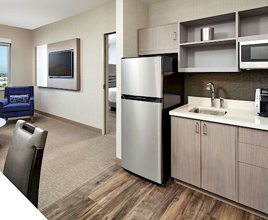 Family Suite Kitchen