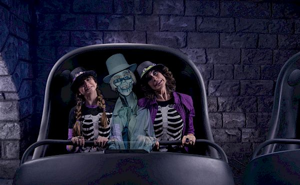Haunted Mansion Attraction at DISNEYLAND® Resort