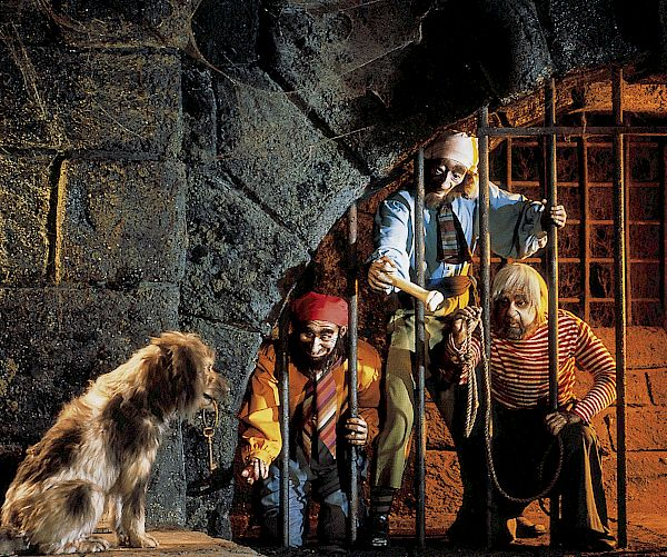 Pirates of the Caribbean Attraction at DISNEYLAND® Resort